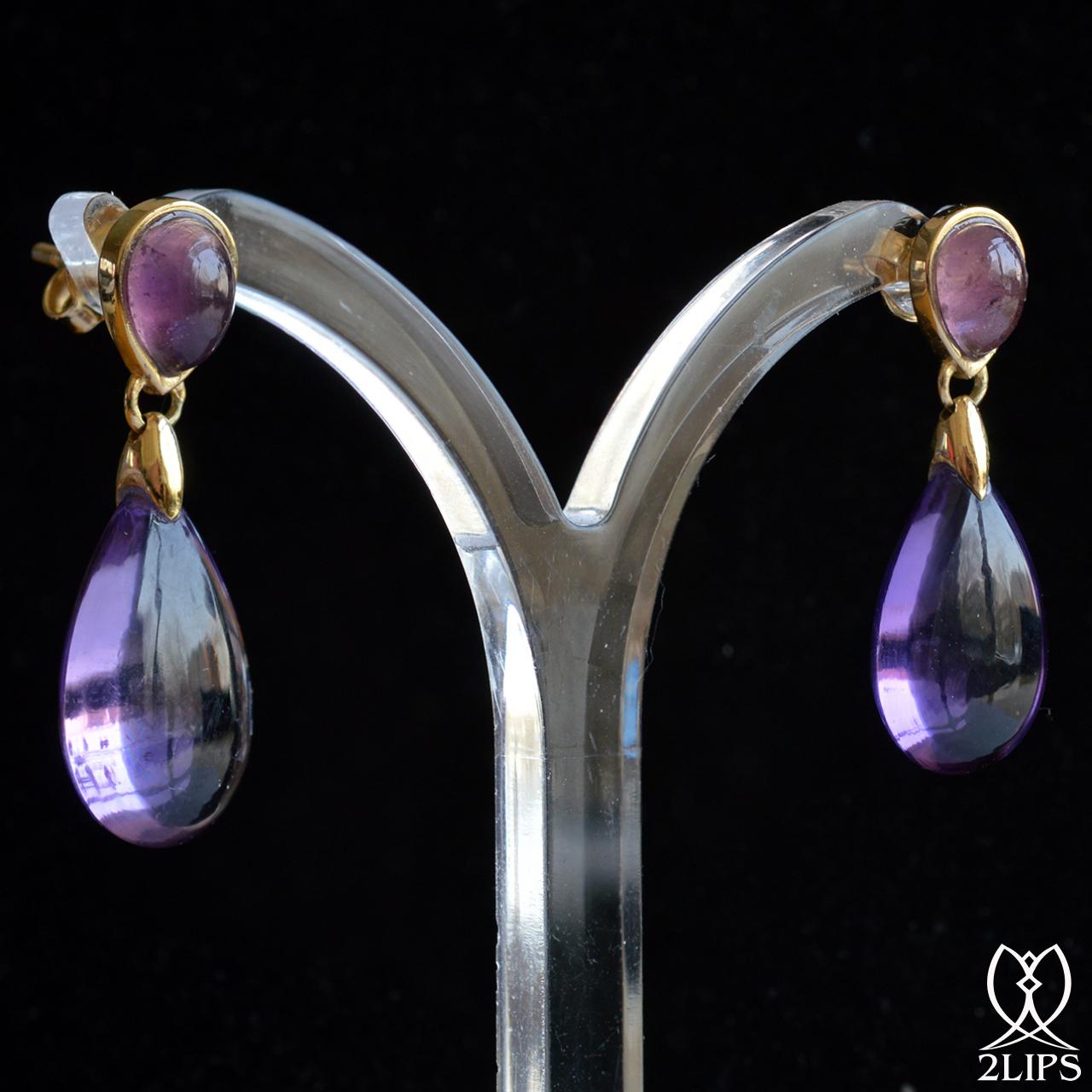 18k-goud-2lips-colours-oorbellen-amethist-designer-david-aardewerk-juwelier