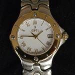 ebel-sportwave-staal-gouden-dames-polshorloge-watch