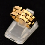cartier-panthere-maillon-ring-geel-goud-vintage