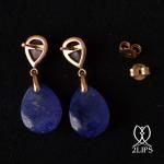 18k-rose-goud-2lips-colours-oorbellen-tanzaniet-niet-verhitte-robijn-designer-david-aardewerk