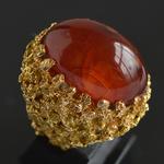 70er-jaren-gouden-design-ring
