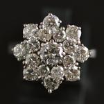 60er-jaren-briljant-diamanten-cluster-ring