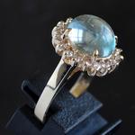lady-di-diamant-natuurlijke-aquamarijn-entourage-ring